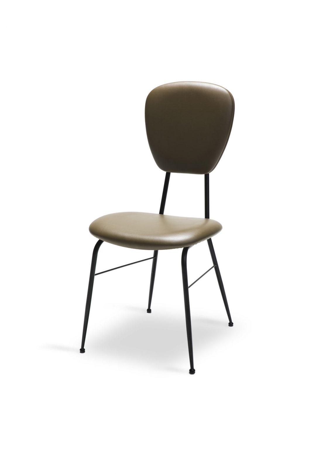 sedia elegante color chiaro chic 4